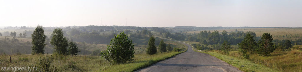 Дорога в Черниговку