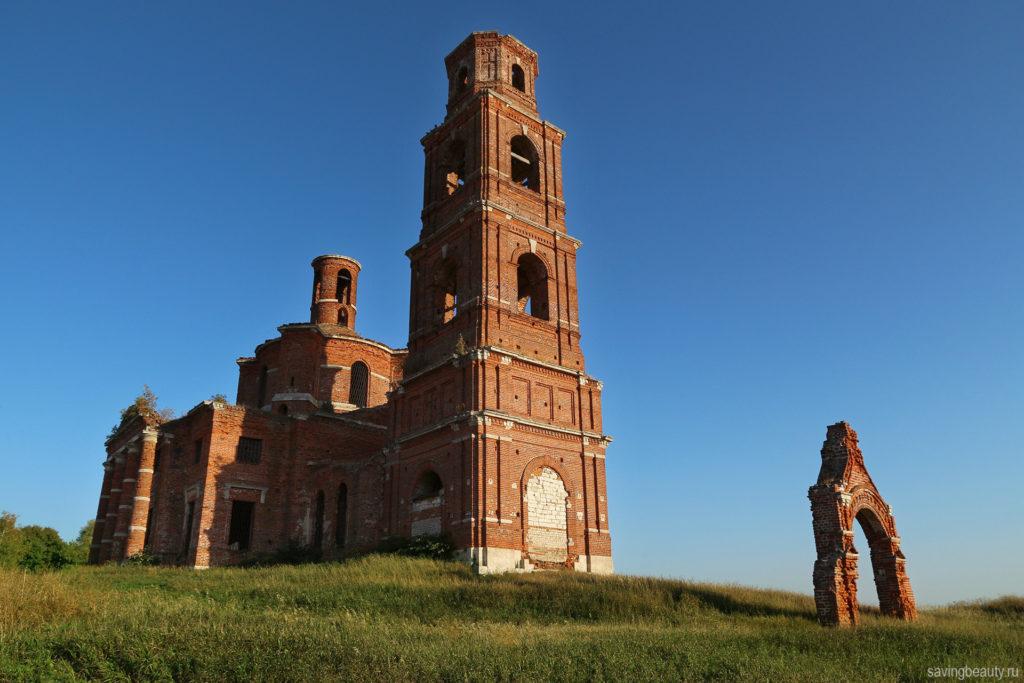 Казанский храм в Стрешневе